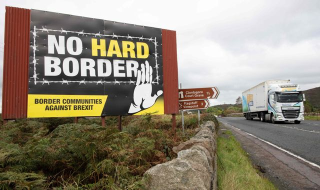 The price Northern Ireland will pay for UK's new Brexit deal