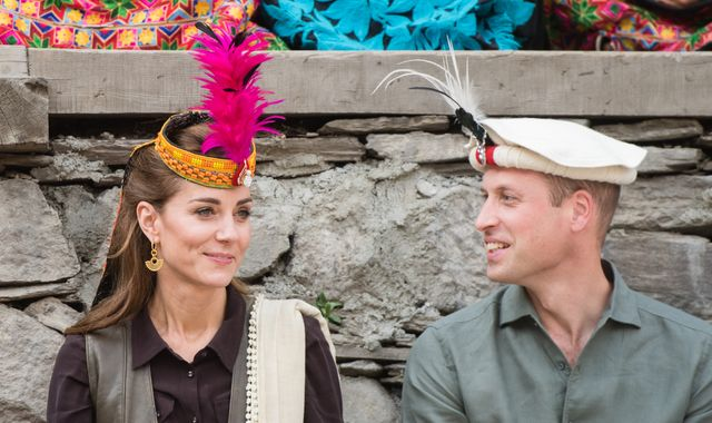 Royal tour: Something peculiar was going on during William and Kate's Pakistan visit