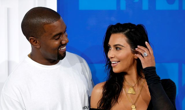 Kim Kardashian reveals husband Kanye West's $1m charity donation for her birthday