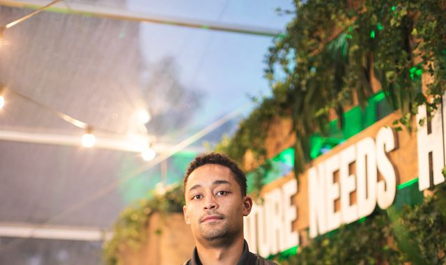 Loyle Carner: Young men talking about feelings shouldn't be abnormal