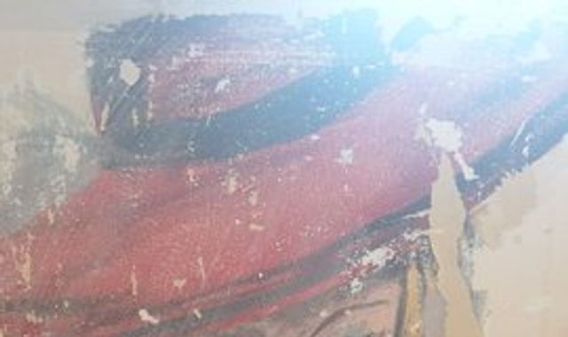 Racy WWII mural discovered under wallpaper in Bristol care home