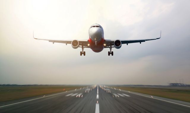 Ban air miles schemes to cut excessive flying, says climate report