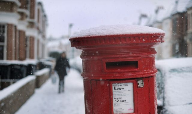 UK weather: Atlantic jet stream could bring snow to southern England this week