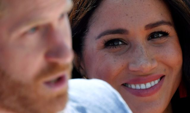 Harry and Meghan won't spend Christmas with the Queen, couple confirm