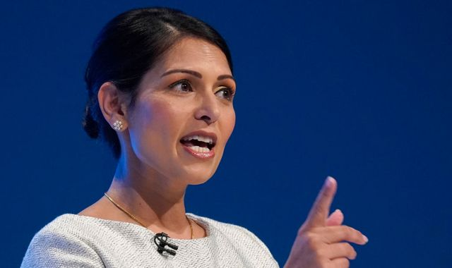 Home Secretary Priti Patel embroiled in bullying allegations row