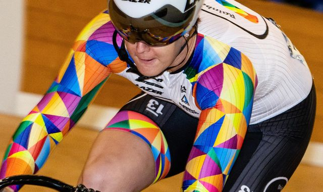 Trans cyclist Rachel McKinnon defends her right to race in women's competitions