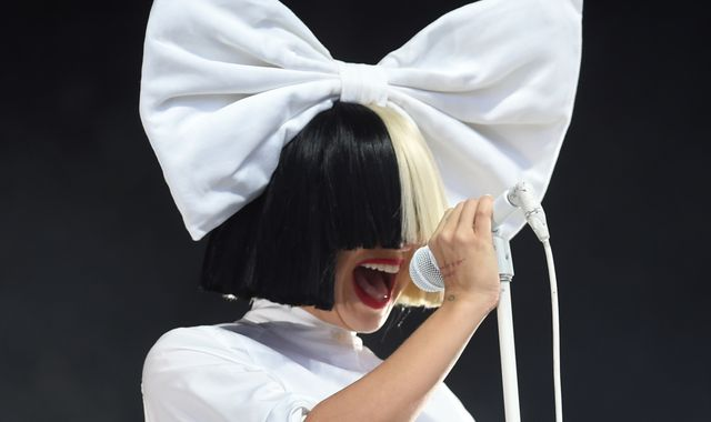 Singer-songwriter Sia reveals she has chronic pain disease
