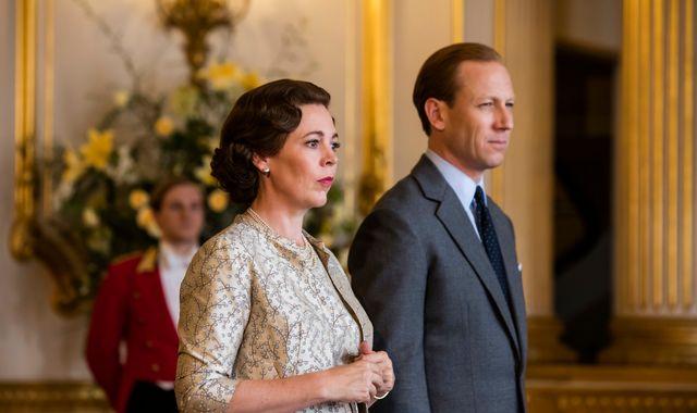 The Crown affair storyline 'nonsense', says Queen's ex-press secretary