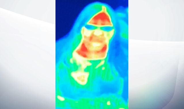 Woman's life-changing tourist visit as thermal camera picks up cancer