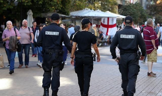 British man dies in Bulgaria ahead of England's Euro 2020 qualifier