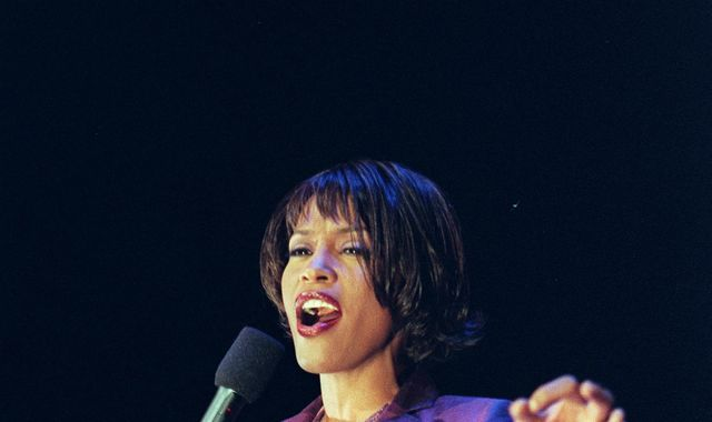 Whitney Houston and Notorious BIG nominated for Rock and Roll Hall of Fame