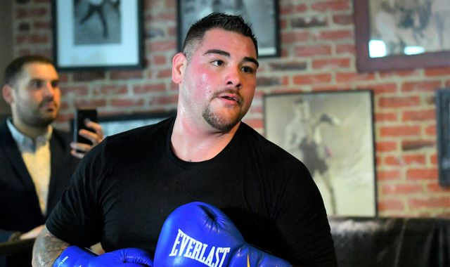 Ruiz Jr vs Joshua 2: Deontay Wilder says Andy Ruiz Jr has champion's mindset ahead of rematch