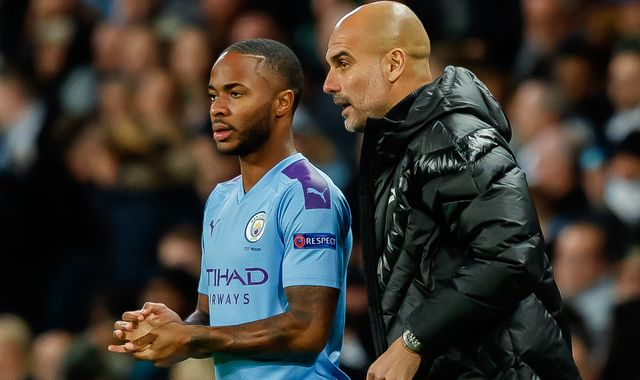 Pep Guardiola and Raheem Sterling planning Manchester City stay despite UEFA ban