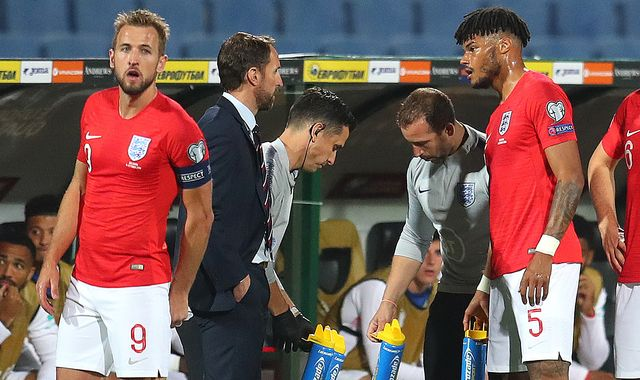 England debated walking off after racist abuse in Bulgaria, admits Gareth Southgate