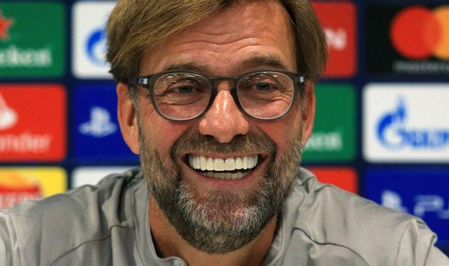 Jurgen Klopp: Liverpool's seven Ballon d'Or nominations 'normal'