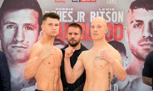 Davies Jr vs Ritson: Live stream of Kieron Conway's clash with Konrad Stempkowski