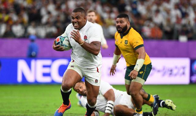 Eddie Jones hails England's Samurai spirit in Australia win