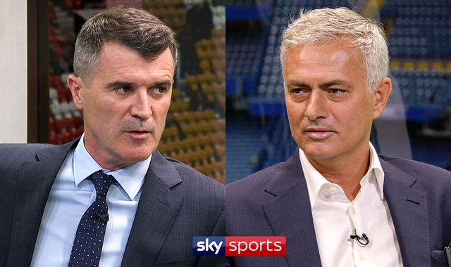 Manchester United vs Liverpool: Jose Mourinho and Roy Keane in stellar Sky Sports pundit line-up
