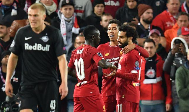 Liverpool's vital fortnight: Four games in 11 days to test Jurgen Klopp's side