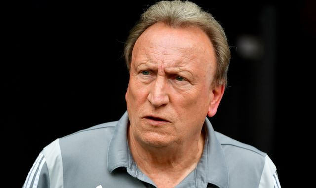 Neil Warnock parts ways with Cardiff City