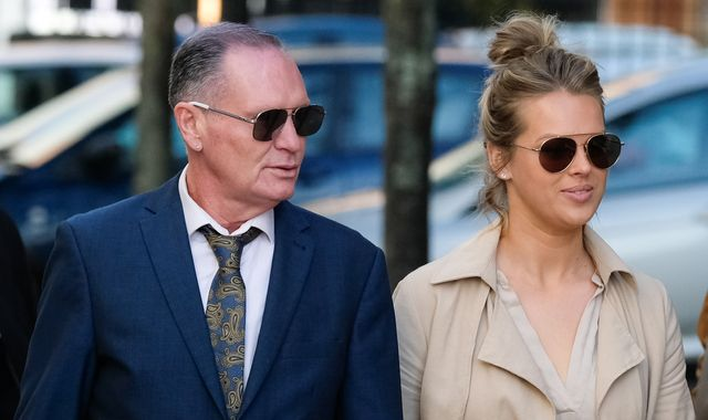 Paul Gascoigne cleared of all charges after being found not guilty of sexual assault