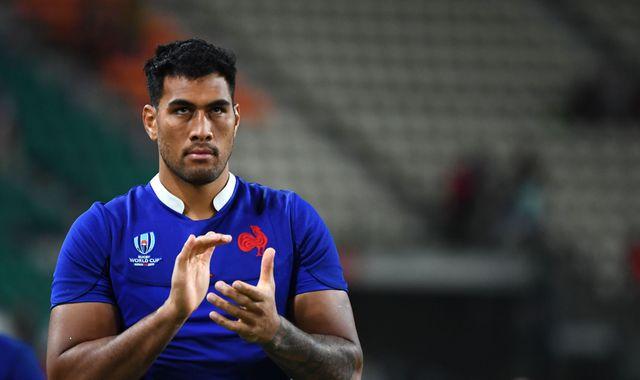 France lock Sebastien Vahaamahina retires from international rugby