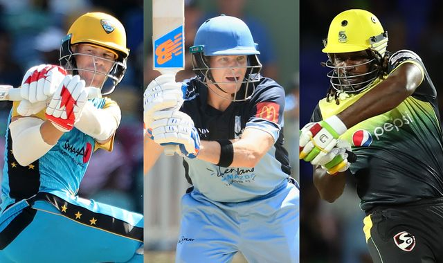 The Hundred: Chris Gayle, Steve Smith and David Warner among top-priced players for draft