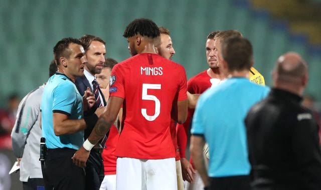 Bulgarian police arrests reach 16 following racist abuse of England players