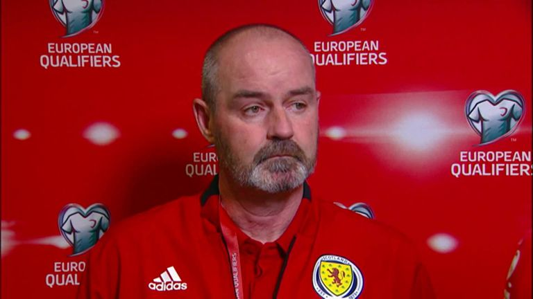 Scotland boss Steve Clarke vows 'I'm in for the fight' after Russia collapse | Football News |