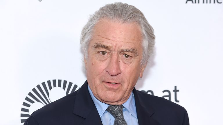 "NEW YORK, NEW YORK - SEPTEMBER 27: Actor Robert De Niro attends ""The Irishman"" screening during the 57th New York Film Festival at Alice Tully Hall, Lincoln Center on September 27, 2019 in New York City. (Photo by Jamie McCarthy/Getty Images for Film at Lincoln Center)"