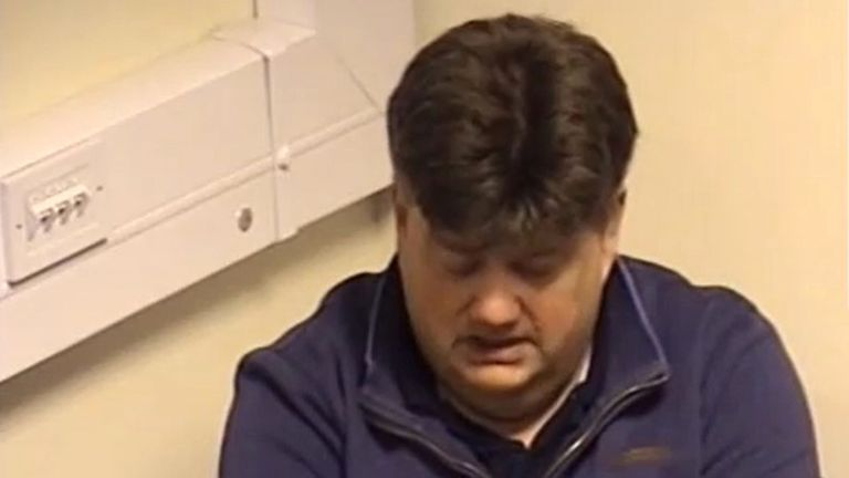 Handout file video grab dated 03/11/2014 issued by the Crown Prosecution Service (CPS) of Westminster paedophile accuser Carl Beech, who is due to be sentenced at Newcastle Crown Court, after being convicted on Monday of 12 counts of perverting the course of justice and one of fraud.
