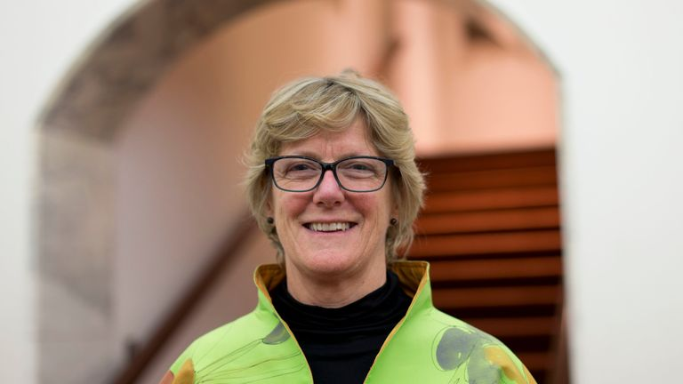 Professor Dame Sally Davies, Chief Medical Officer, at the Global Leaders Conference on One Health and Antimicrobial Resistance, at The Royal Society, London.