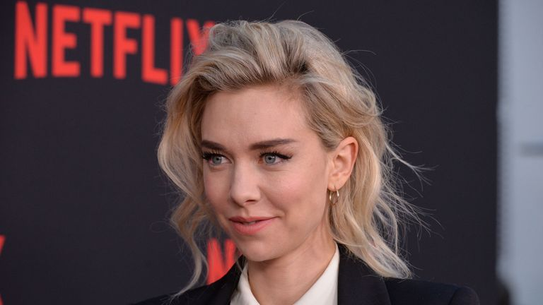 "NORTH HOLLYWOOD, CA - APRIL 27:  Actress Vanessa Kirby attends a For Your Consideration event for Netflix's ""The Crown"" at Saban Media Center on April 27, 2018 in North Hollywood, California.  (Photo by Michael Tullberg/Getty Images)"
