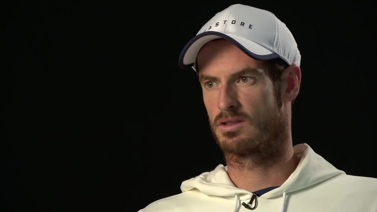 Andy Murray set for Australian Grand Slam return