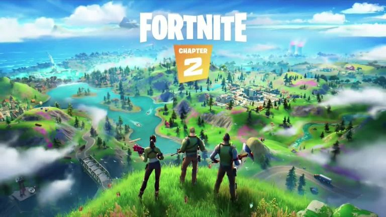 Watch The First Gameplay Trailer For Fortnite Chapter 2