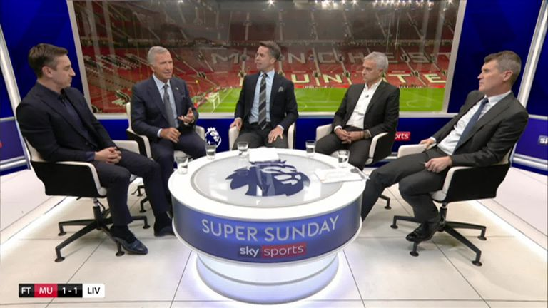 Roy Keane's simple answer to Manchester United's striker situation was to go and sign Harry Kane from Tottenham