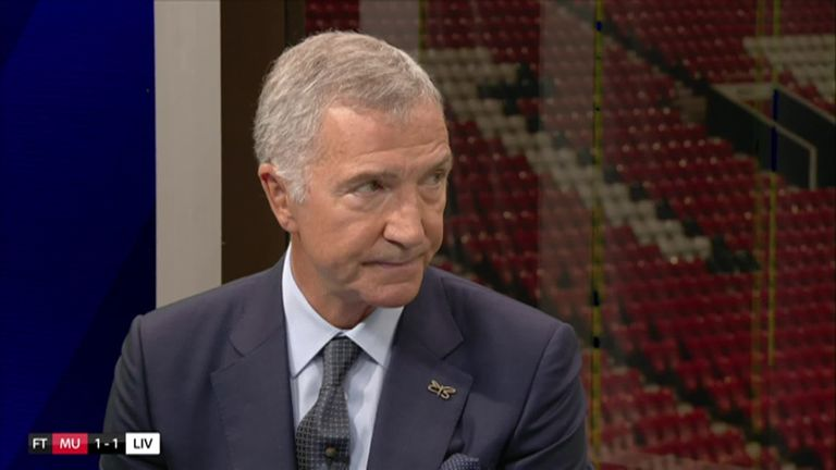 Graeme Souness claimed that some of Liverpool's players just didn't turn up