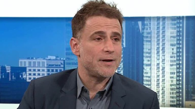 Stewart Butterfield is the chief executive of Slack