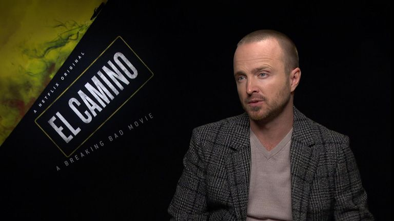 Aaron Paul still