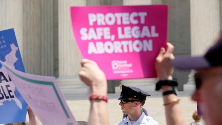 The judge said Alabama's abortion ban flouts Supreme Case Court precedent