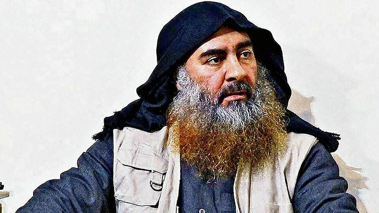 Abu Bakr al Baghdadi  was hundted down by US special forces