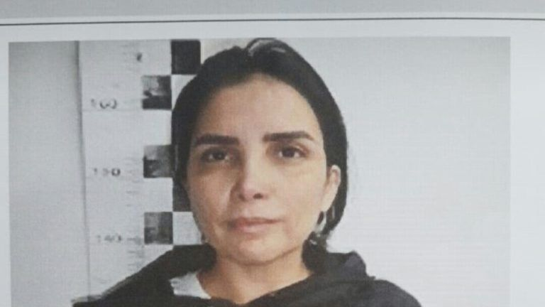 Aida Merlano was jailed for electoral fraud and possession of illegal firearms