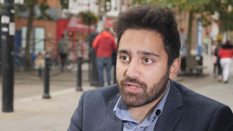 Ali Milani - the Labour candidate for Uxbridge and South Ruislip - is hoping to make history.