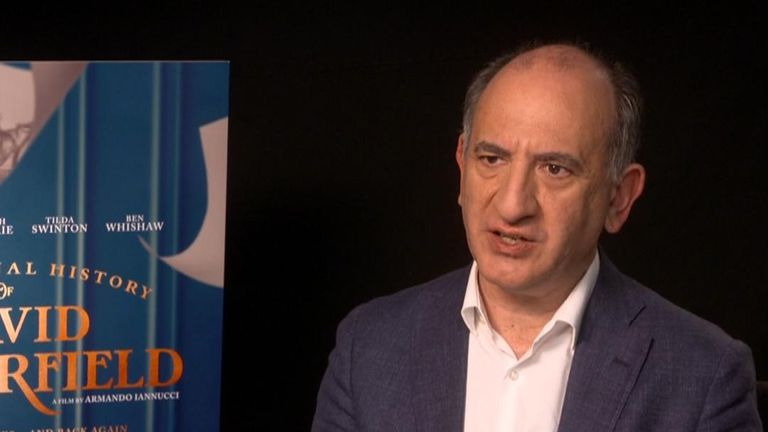 Armando Iannucci thinks anarchists have taken over