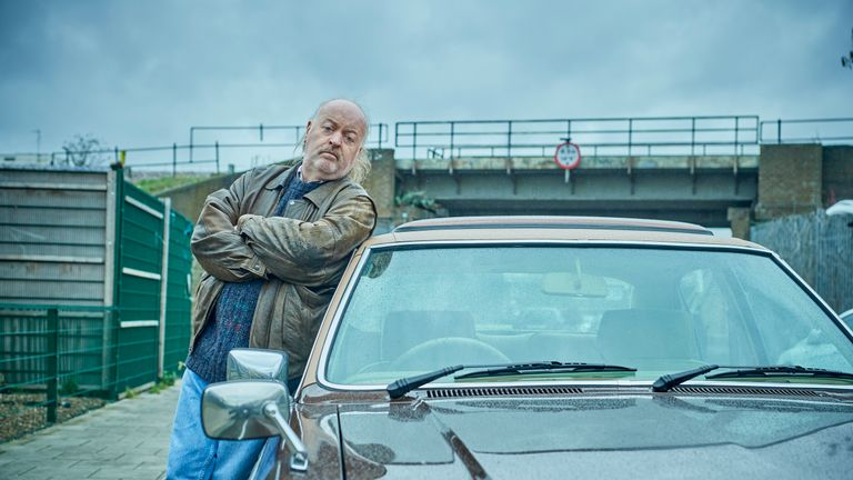 Bill Bailey in In The Long Run. Pic: Sky UK
