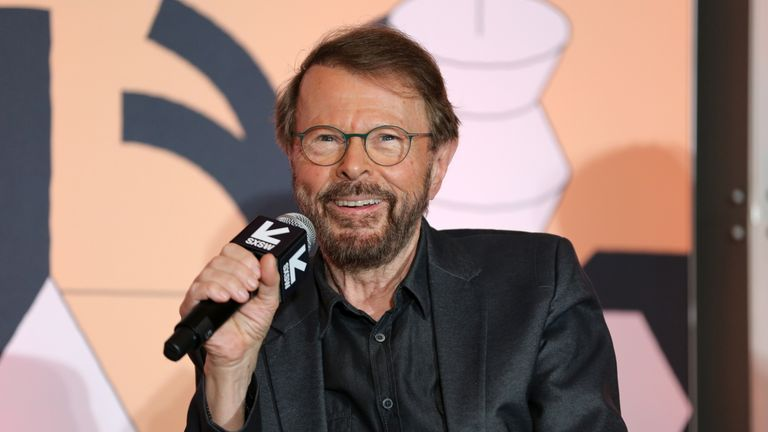 Bjorn Ulvaeus attends Featured Session: Creator Credits: Providing the Missing Links during the 2019 SXSW Conference and Festivals at Hilton Austin on March 14, 2019 in Austin, Texas.
