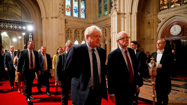 Queen's Speech 2019: Boris Johnson's premiership could be toppled at any moment