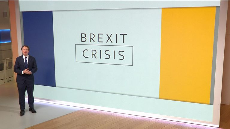 Sky's deputy political editor Sam Coates explores the plan for Northern Ireland, while the EU and the UK government start intense negotiations.