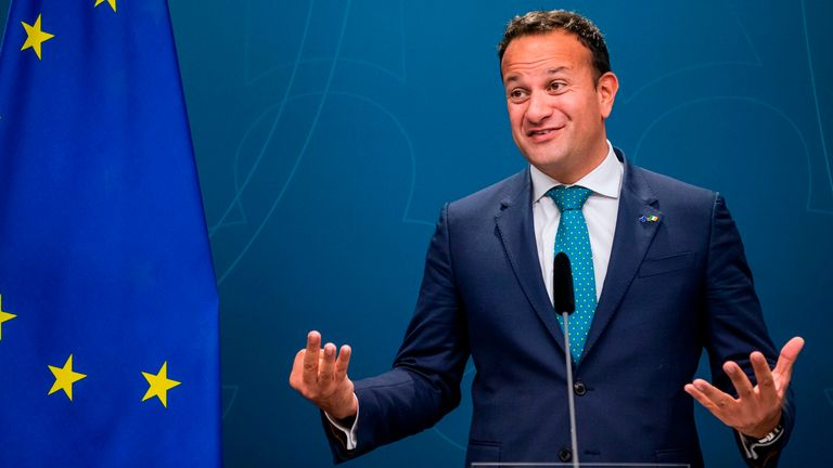 Leo Varadkar will meet the PM on Thursday