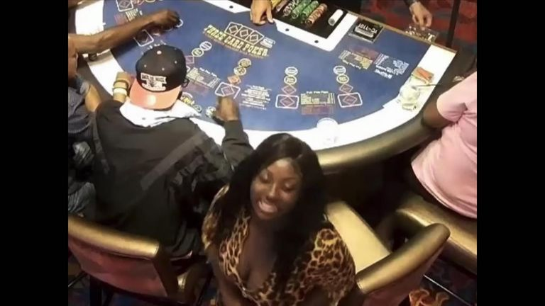 Police hunt women who 'drugged and robbed poker player' in Florida